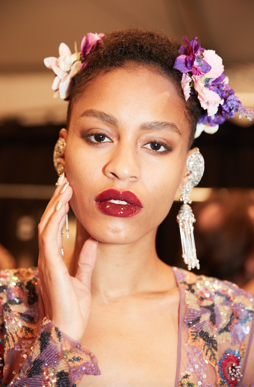 TheLIST: Fashion Weeks Best Lip and Lid Combos