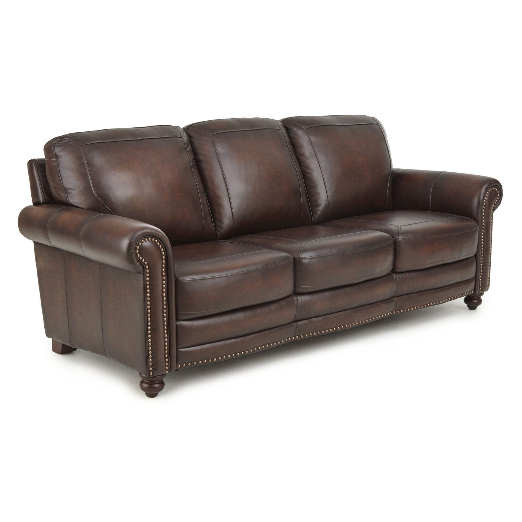 Steve Silver Co Ellington Leather Sofa Et900s Products