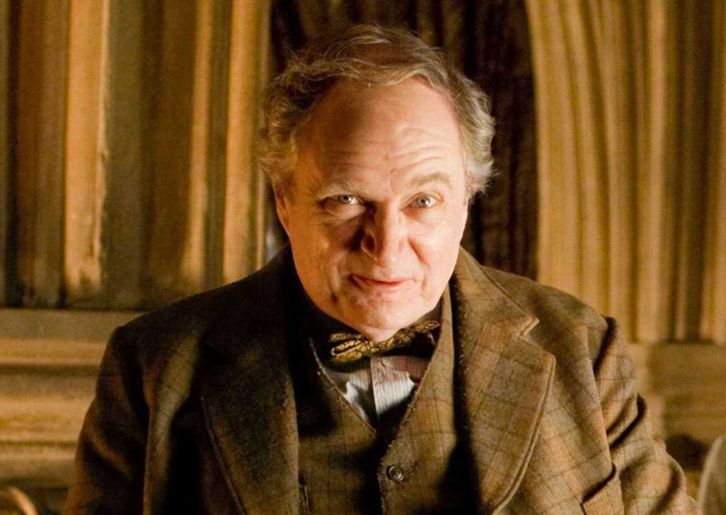Jim Broadbent Slughorn Harry Potter Potter Harry