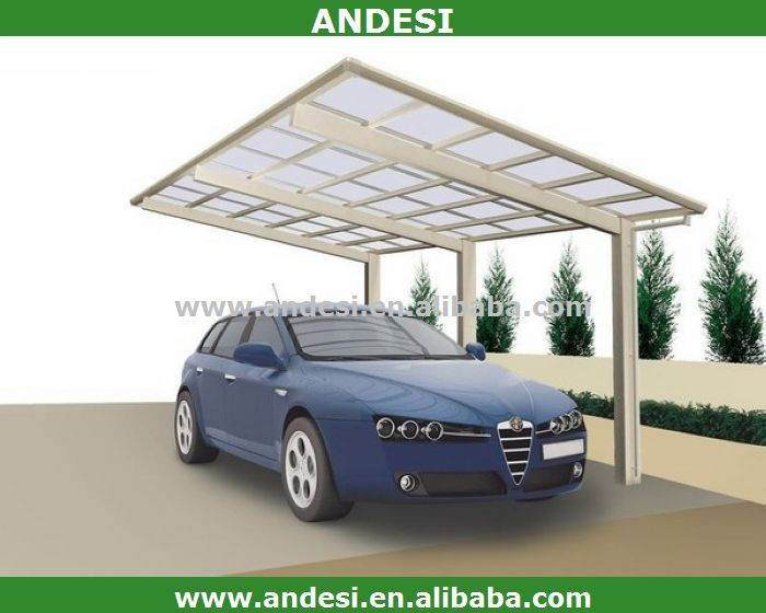 Free Standing Carport Boat Shelter Swimming Pool Hot Tub Cover Awning Super Car Garden & Patio Awnings & Canopies