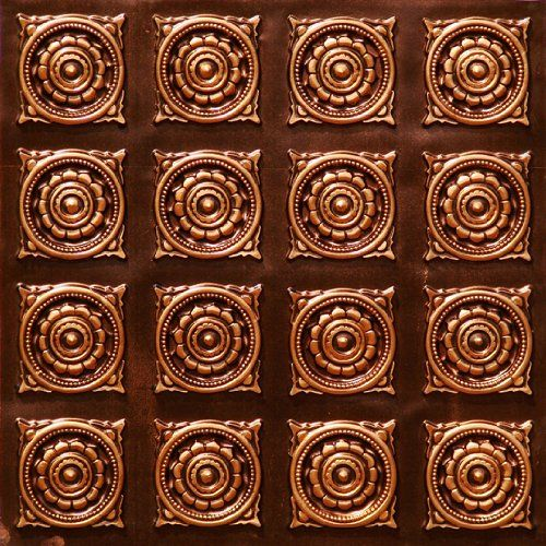 Cheap Decorative Ceiling Tiles Endearing Very Cheap Decorative Plastic Ceiling Tiles #128 Antique Copper Ul Design Decoration