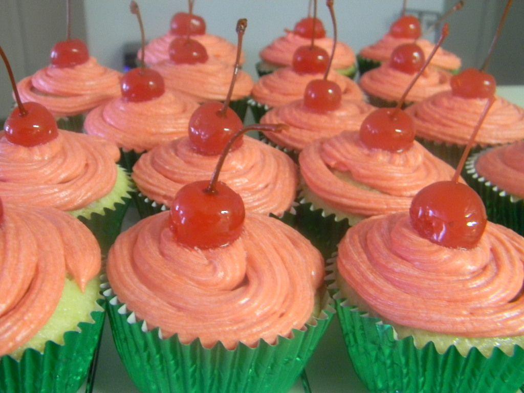 Cherry limeade cupcakes cherry limeade cupcakes cherry