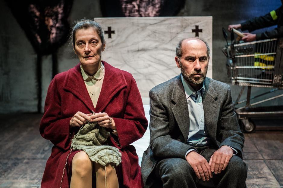 Amore, di Scimone e Sframeli questa sera al Teatro Auditorium dell'Unical.