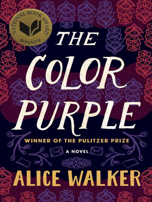 Title details for The Color Purple by Alice Walker - Wait list ...