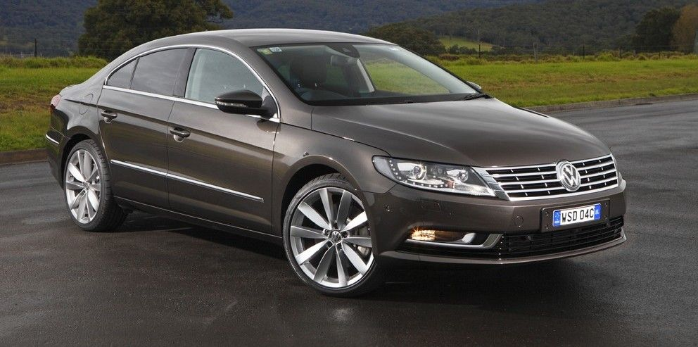 VW Passat CC (post facelift) Passat Pinterest Sedans