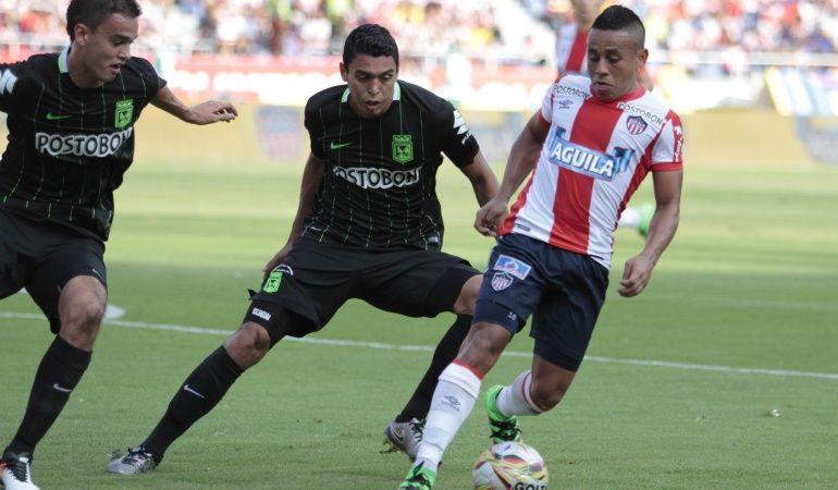 Junior Nacional Liga Águila 2016 I: Junior y Nacional reeditarán la final de la Liga en el estadio Metropolitano | Actualidad | Caracol Radio
