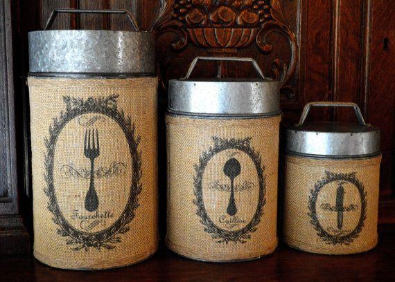 Mason Jar Pantry Organization