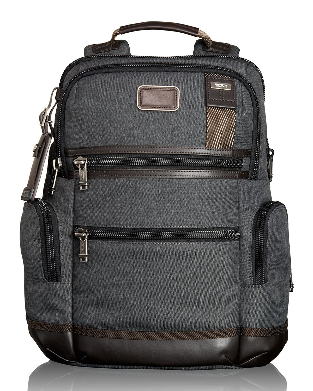 7bbab975f Alpha Bravo Anthracite Knox Backpack - Tumi | *Luggage & Bags ...