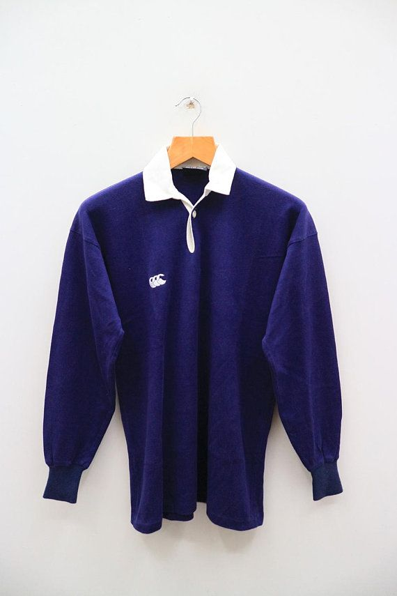 Vintage CANTERBURY Of New Zealand Big Spell Sportswear