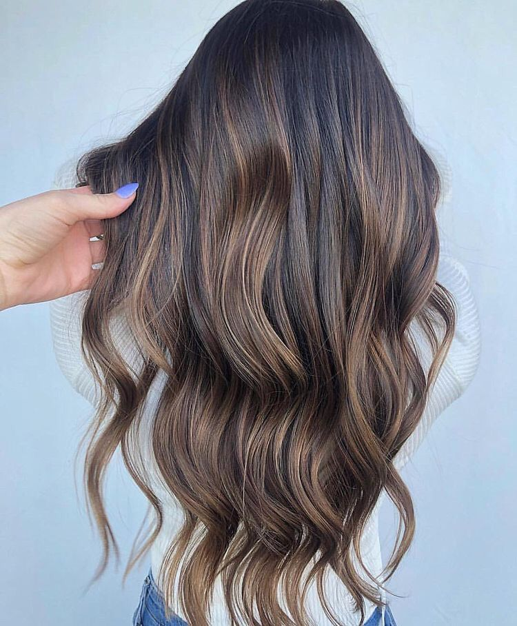 33 Ideen für dunkle Haare | Hair color light brown, Hair