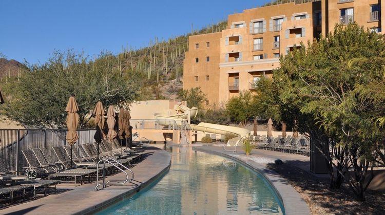 Lazy River At Jw Marriott Tucson Starr P