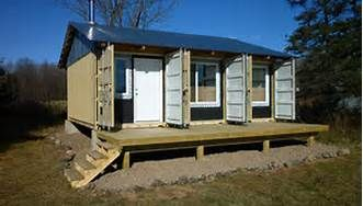 container homes - Bing Images