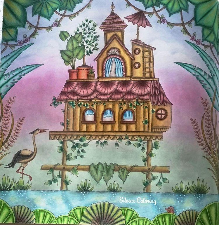 Пин от пользователя irina на доске 4 Магічні джунглі ...