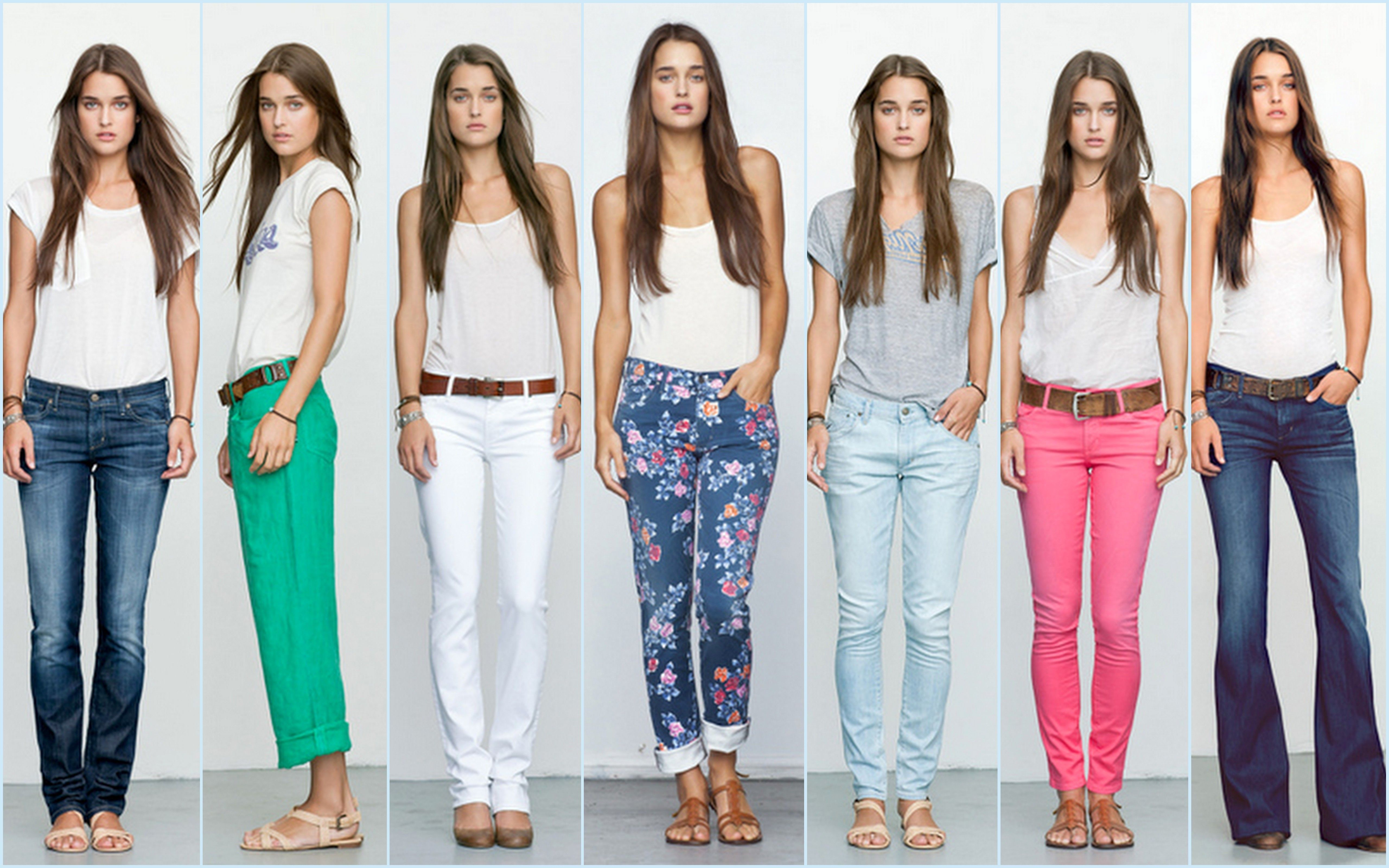 Women Jeans Choose Comfortable & Attractive | Fashion, Womens