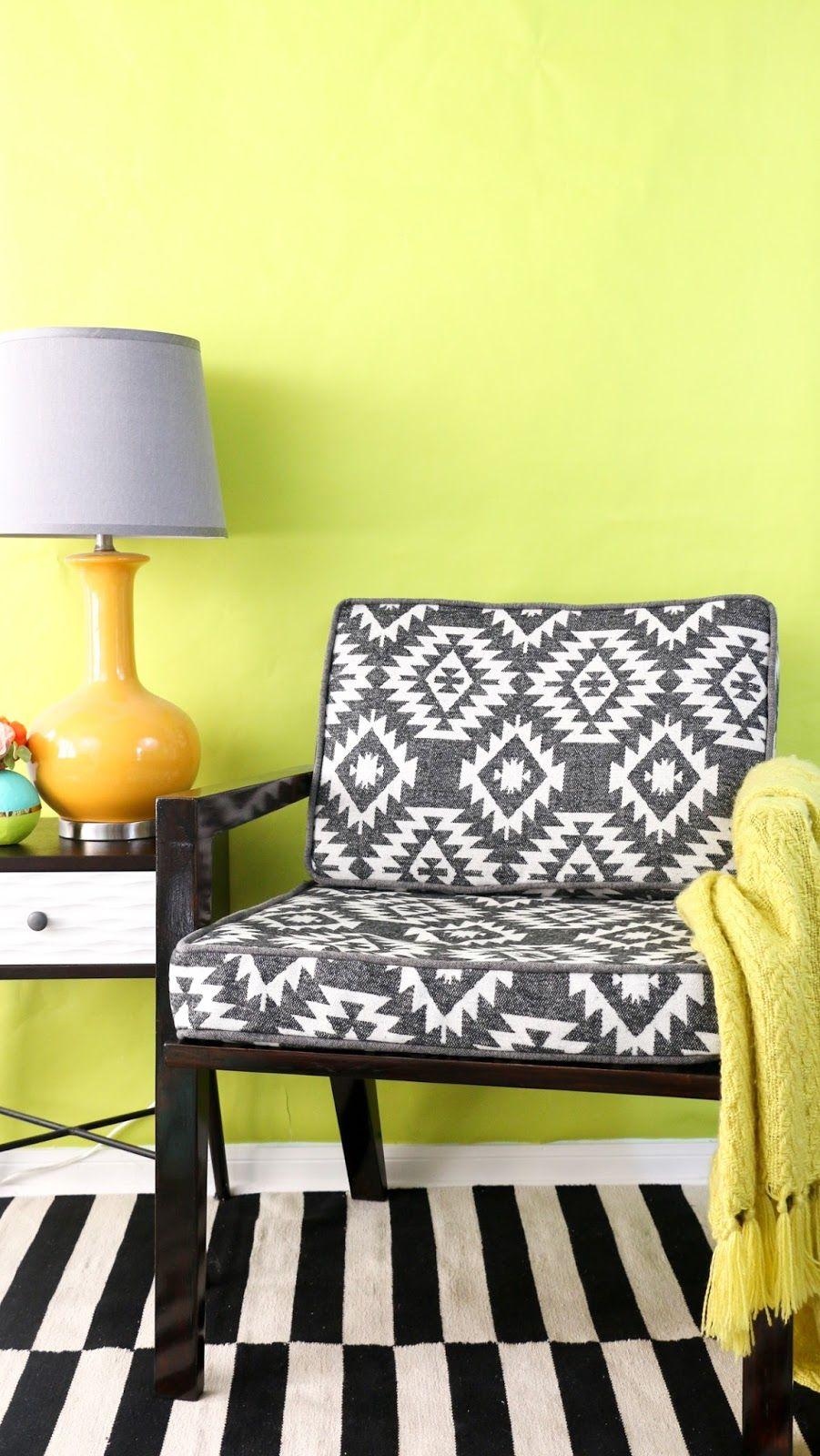 Sew It   Recovering Old Chair Cushions