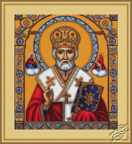 Saint Nicolas (By Luca-S - B421)