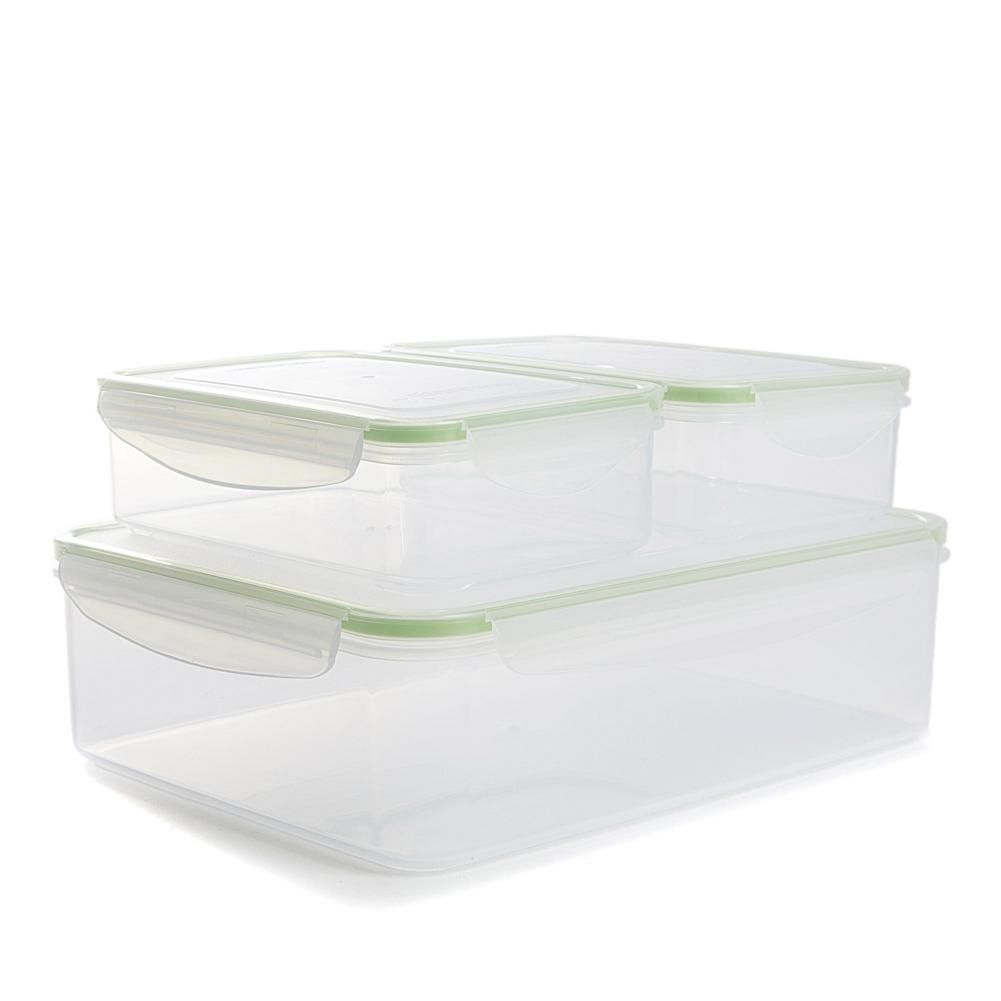 Go Fresh By Kinetic 6 Piece Food Storage Set 8677506 Storage