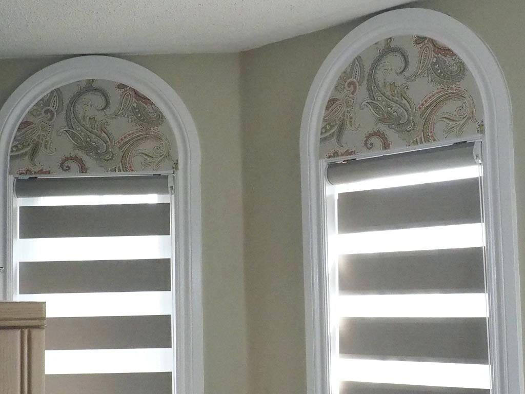 Window Blinds For Arched Top Windows Arch