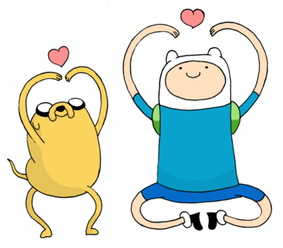Jake and Finn | As much as a Cat can love a Giraffe | Pinterest ...