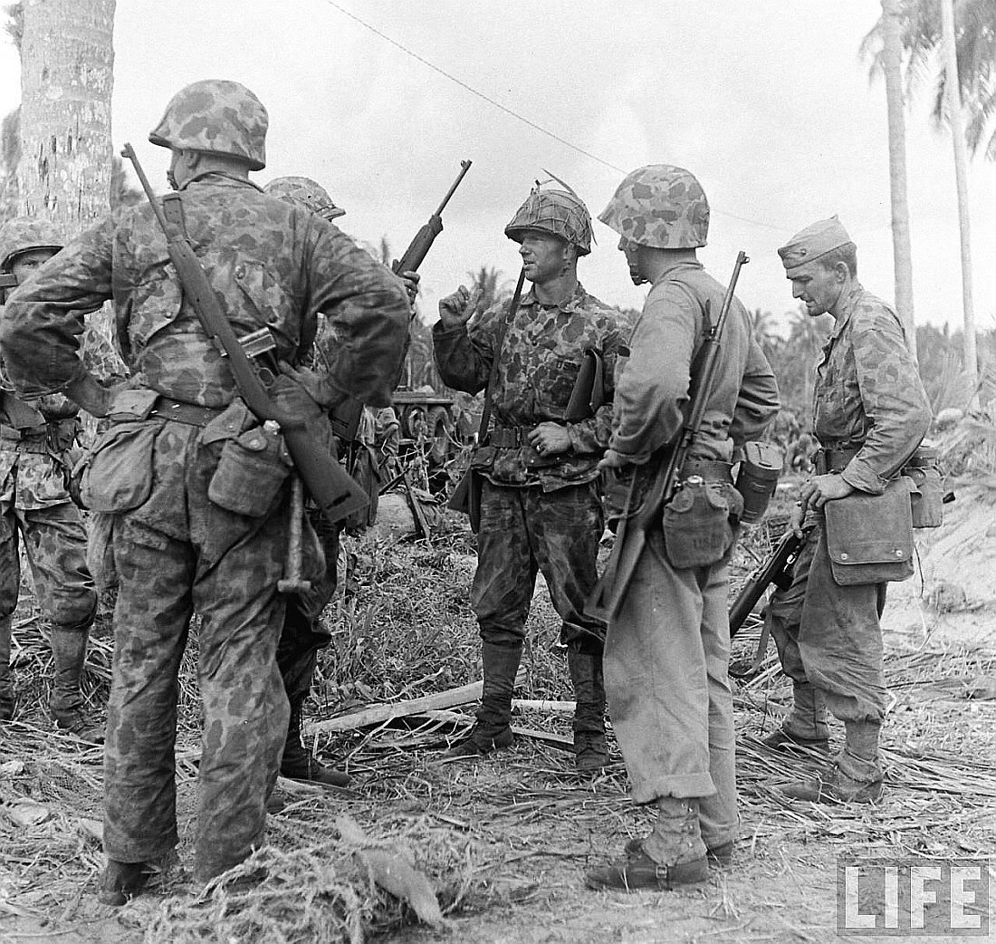 Bougainville 1943 World War Ii World War Two Ww2