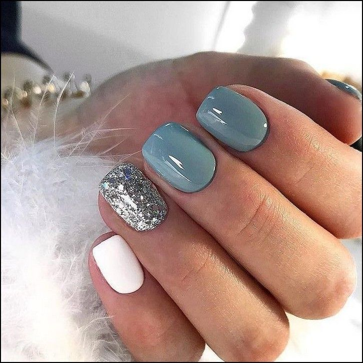 138 Most Amazing Summer Nail Color 2019 Page 6 With Images Pretty Nail Colors