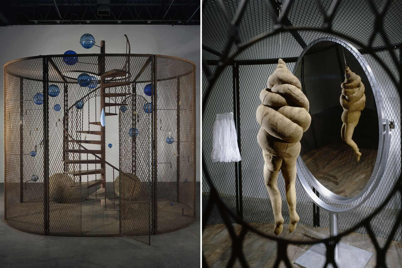 Louise Bourgeois: The Cells