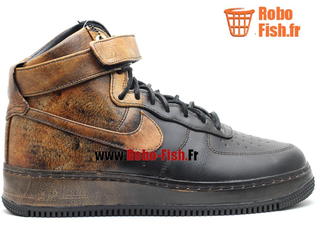 Nike Air Force 1 Couleurs Milieu Fauteuils Roulants