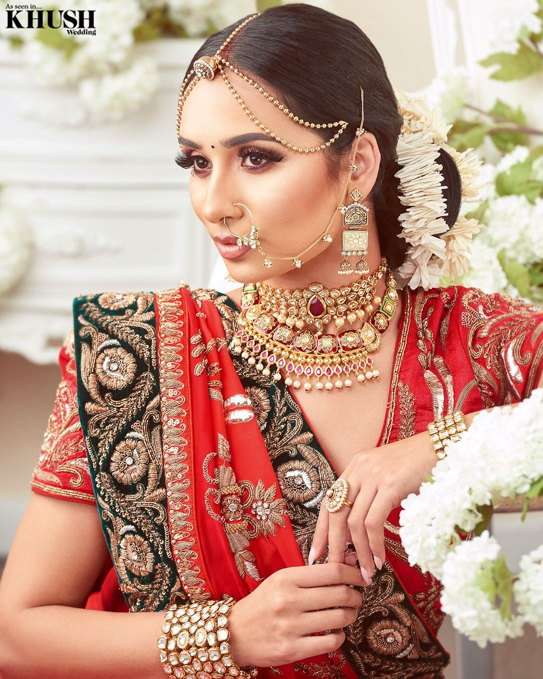 Looking for an elegant and flawless wedding day look? Runa Ikhlas Bridal Hair and Makeup Artist creates this iconic #makeup look that will remain timeless ...