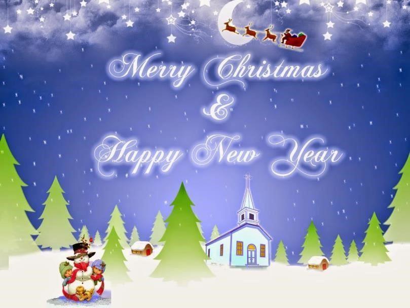 Kumpulan Kata Kata Ucapan Selamat Hari Natal Dan Tahun Baru