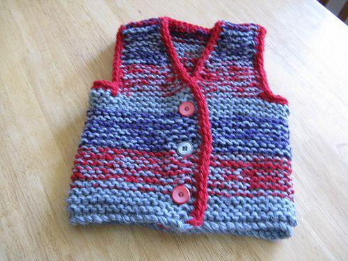 Ravelry: WW Cardigan Vest pattern by Kimberly Turnbow ...