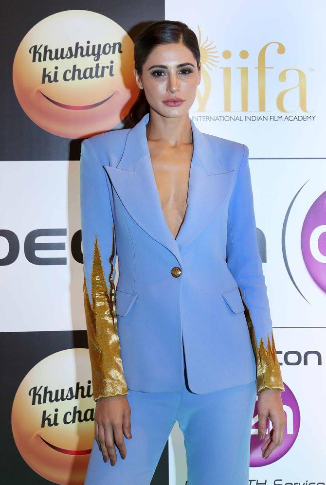 Nargis Fakhri at IIFA Rocks 2016  #Bollywood #Fashion #Style