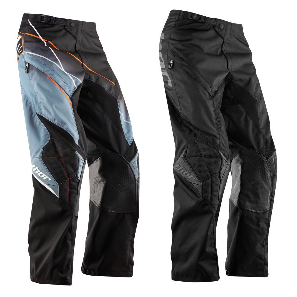 Clear Choose Size THOR MX Motocross 2015 Rain Jacket
