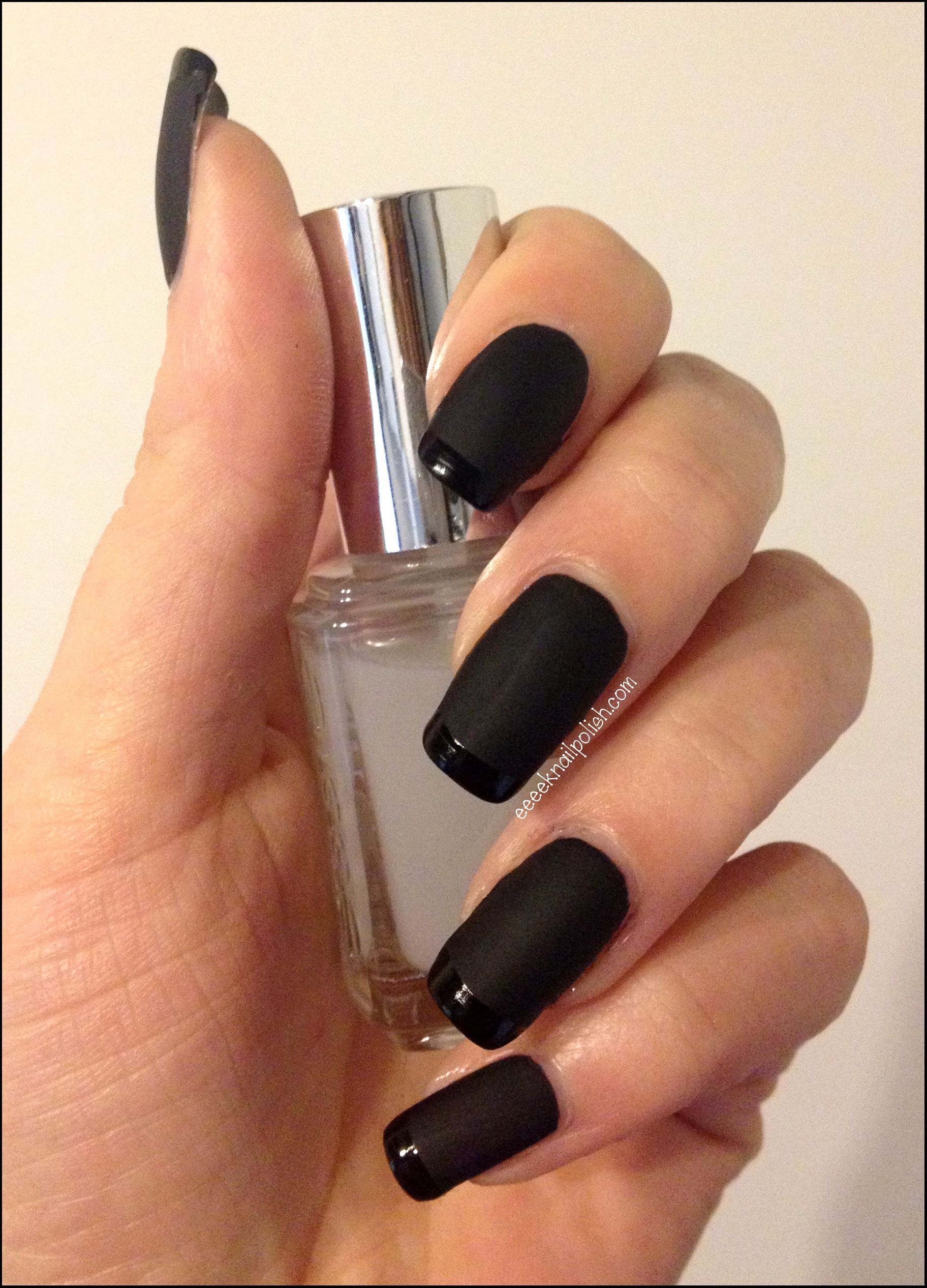 Black French Jpg 1 824 2 532 Pixels French Manicure Acrylic Nails Manicure Gel Manicure Colors