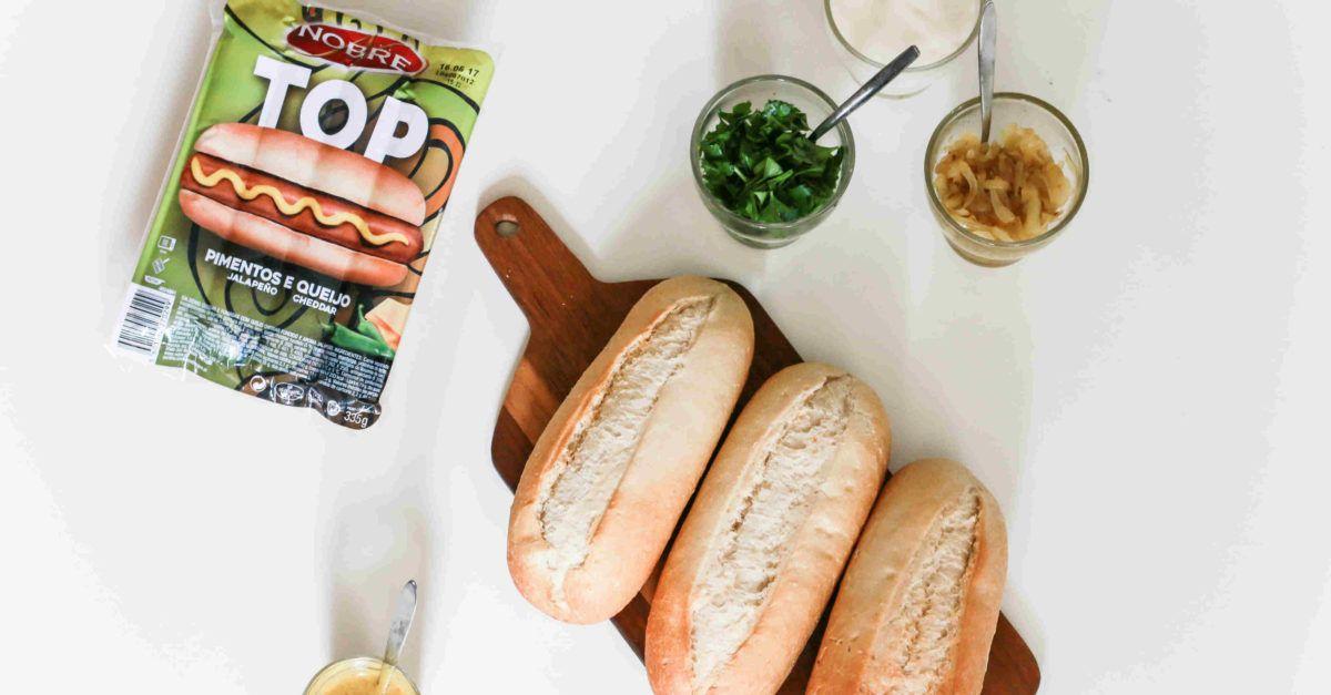 A Nobre lançou a gama TOP, com umas salsichas tão deliciosas que vão reinventar a sua cozinha. Existem quatro sabores, cada um melhor que o outro.