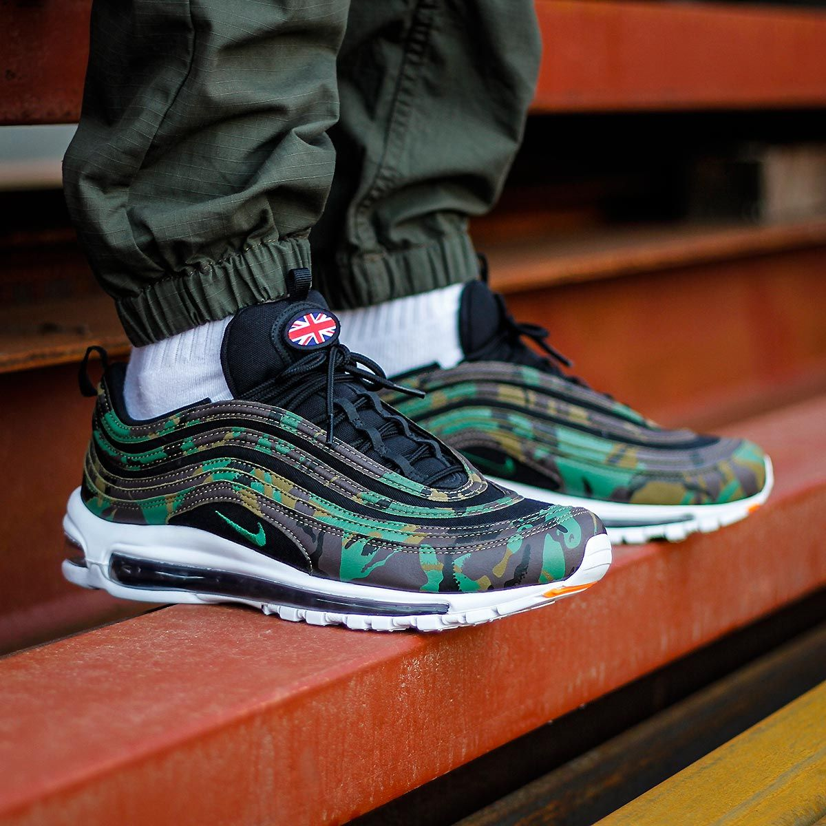 d8d63ebc72 Nike Air Max 97 Country Camo UK | Board 1 in 2019 | Nike Air Max ...