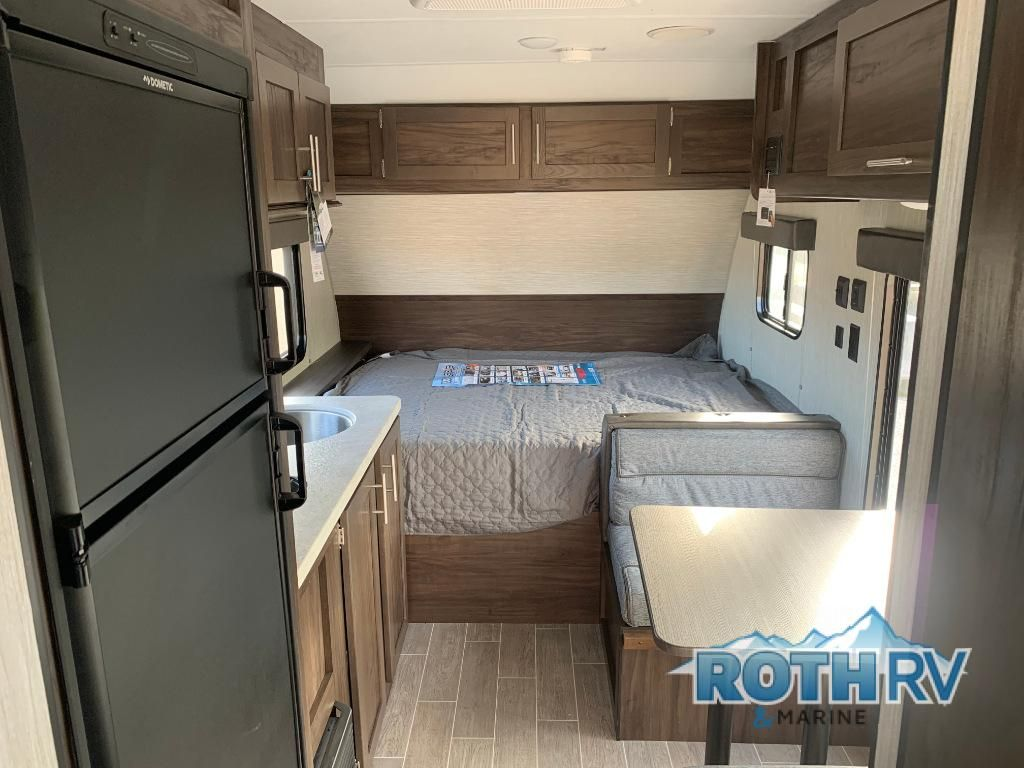New 2020 Forest River Rv Cherokee Wolf Pup 14cc Travel Trailer At