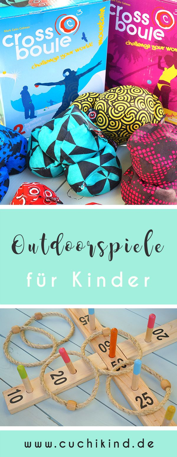 4 tolle outdoorspiele f r kinder lifestyle vib wohnklamotte pinterest spiele holzspiele. Black Bedroom Furniture Sets. Home Design Ideas