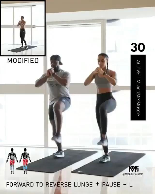 INTENSE B🍑🍑TY & LEGS Workout!!(3)