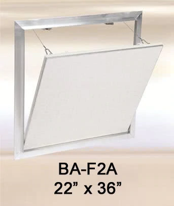 22 X 36 Drywall Inlay Access Panel With Fully Detachable Hatch Access Panel Paneling Attic Access Door