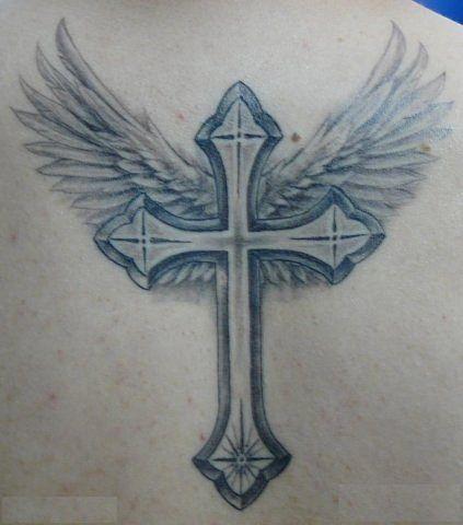 f70216835 Holy Cross Tattoos | Added: Mar 03, 2012 | Image size: 423x480px | Source:  tattoo.moy.su