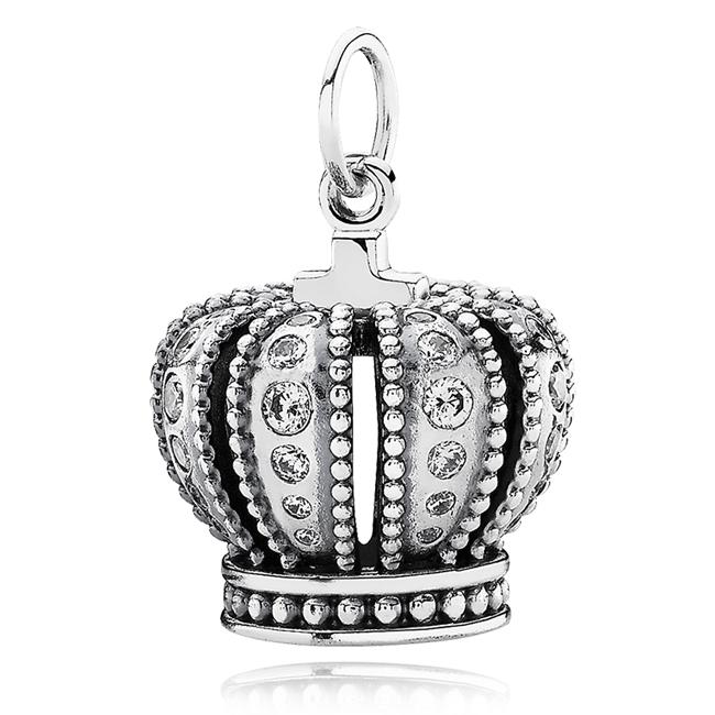 pandora crown jewelry necklaces elisailana royal charm