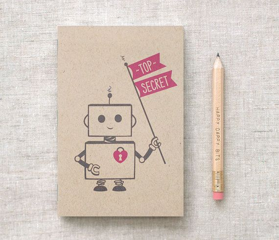 The Super Cutesy Notebook / 29 Notebooks That Will Absolutely Inspire You (via BuzzFeed)
