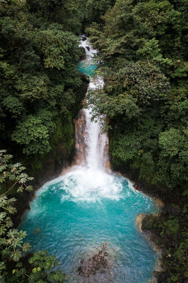 Uncovering the best waterfalls in Costa Rica!  — Blog —  Jess Wandering #cowboysandcowgirls