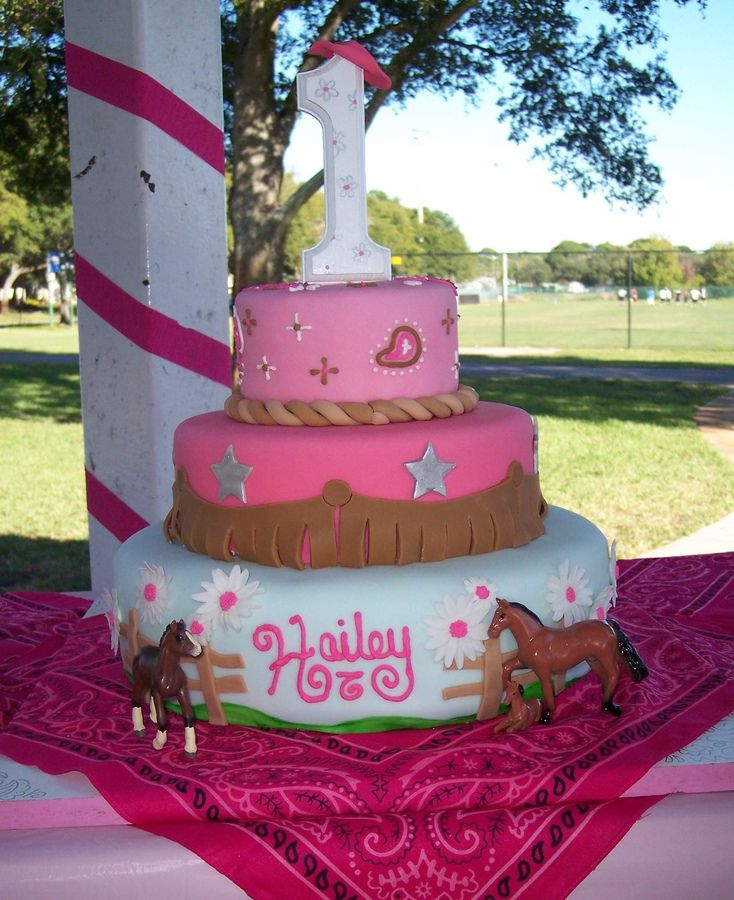 Prime A Cowgirls First Birthday Cowgirl Birthday Cakes Cowgirl Personalised Birthday Cards Bromeletsinfo