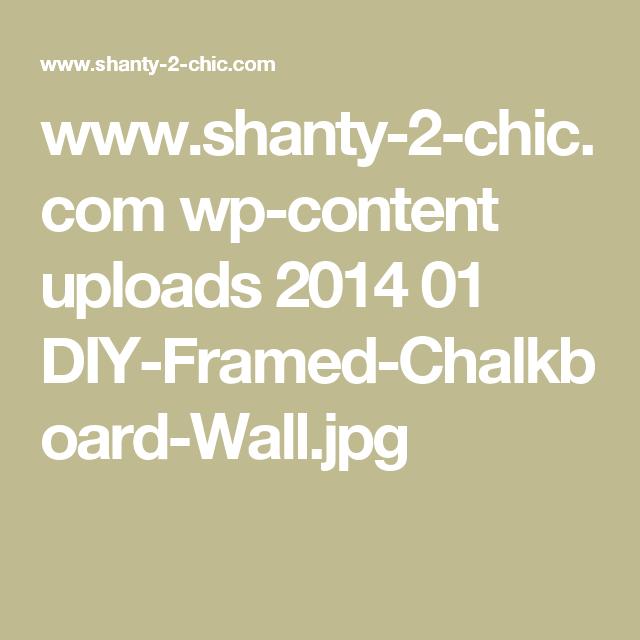 WwwShantyChicCom WpContent Uploads   DiyFramed