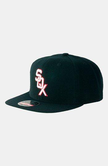 e989d609 Men's American Needle 'Chicago White Sox 1959 - 400 Series' Snapback Baseball  Cap - Black