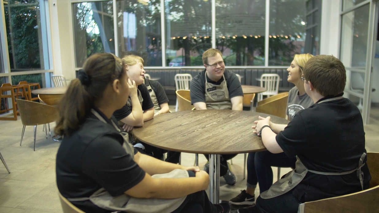 This North Carolina Coffee Shop Is Changing Lives Coffee Shop North Carolina Special Education Transition
