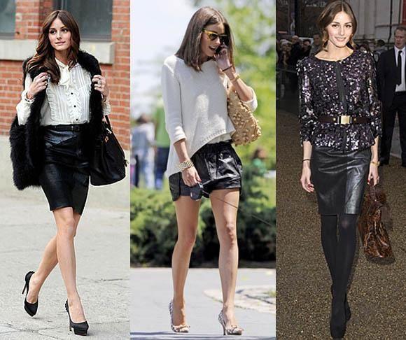7a29974958 ¿Cómo usar una falda de cuero  Es una prenda muy versátil y que no
