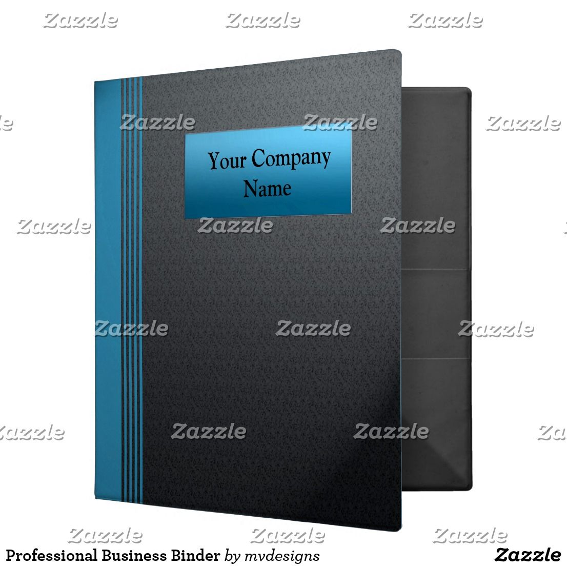 professional business binder