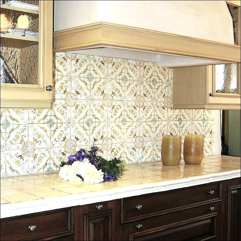 Spanish Tile Kitchen Tile Tile Glass Tile Kitchen Terracotta Tiles